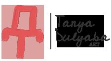 TANYA DULYABA ART Logo
